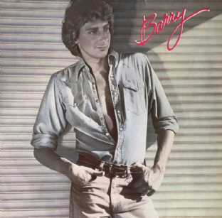 Barry Manilow ‎- Barry (LP) (EX-/VG)